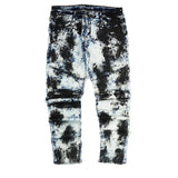 Montana Blast Wash Denim (Bleach) /C8
