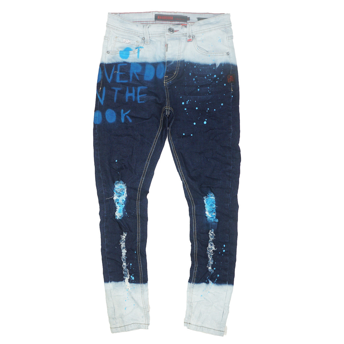 The Look Denim ( Blue / Whte / Red ) / C3