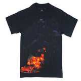 Crash & Dash S/S Tee (Black) /D12
