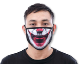 Clown Face Mask (Multi)
