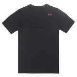 Hypnotize Rock S/S Crew Neck Tee (Peat Black) /D17