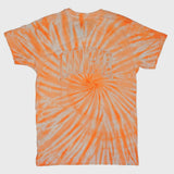 Savers Tie Dye Tee (Orange) /D8
