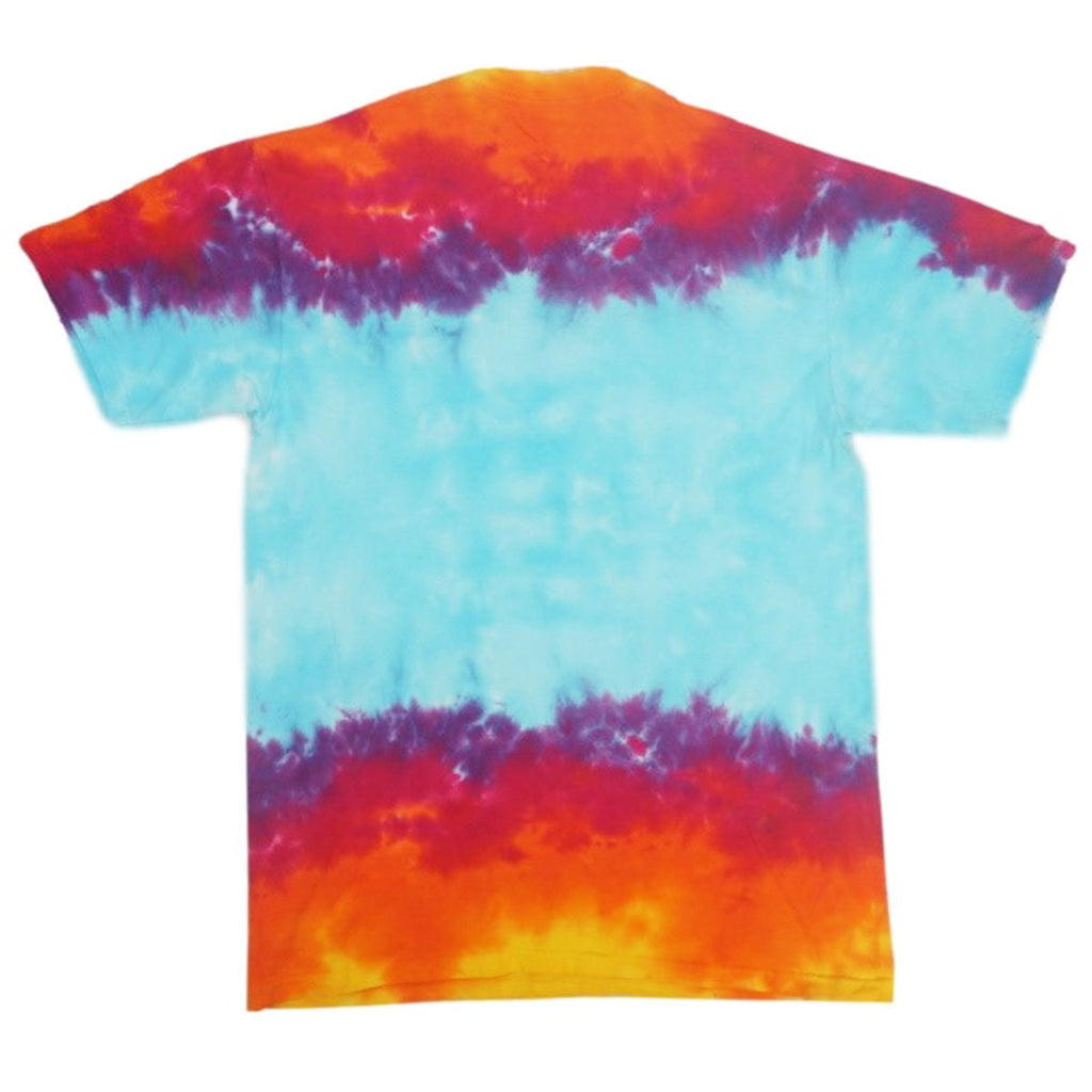 Axis Bold As Love Tie-Dye Tee (Gold) / D13