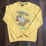 Parody Crew Neck (Mellow Yellow)
