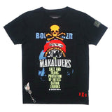 Marauders Tee (Black) / D11
