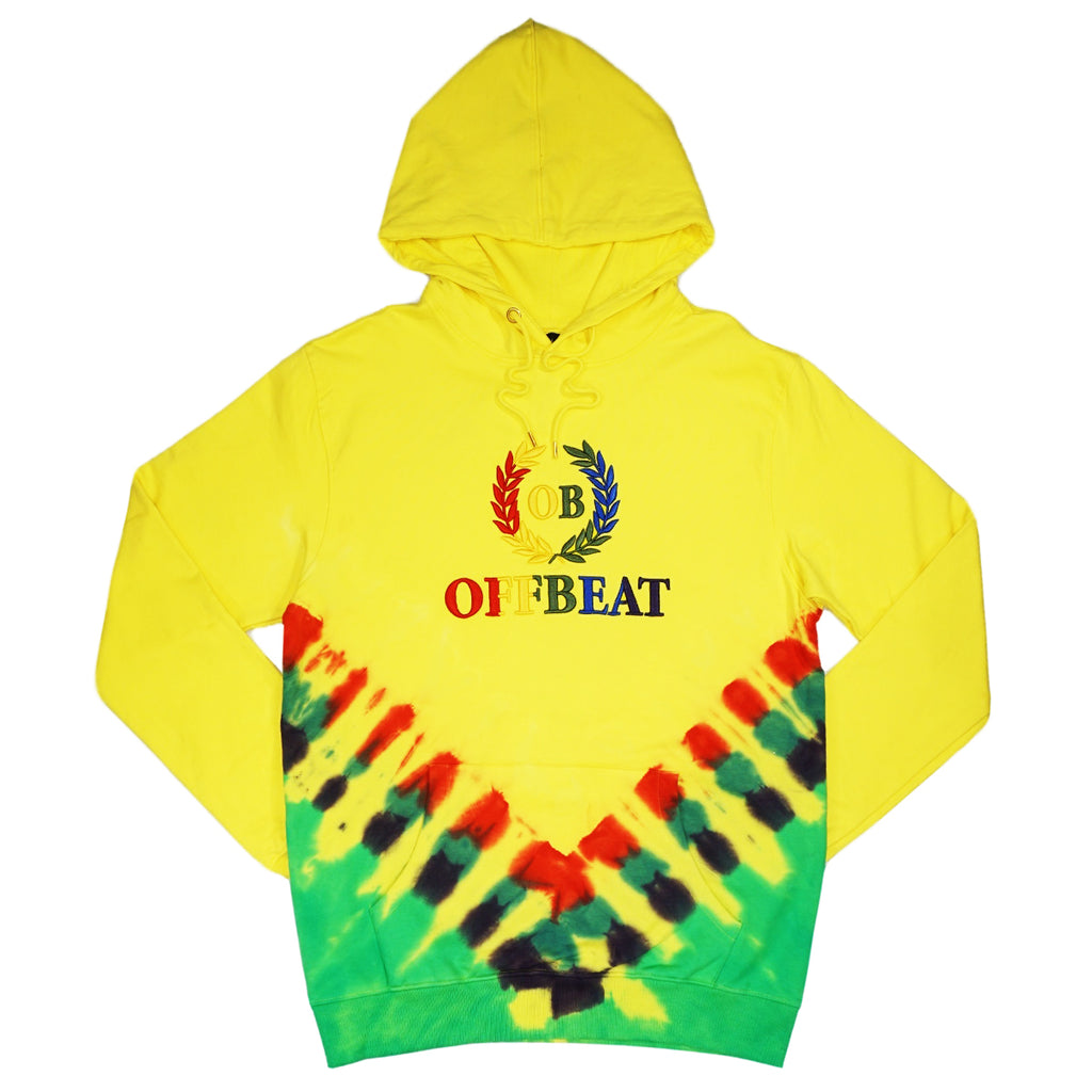 OB Traditional Hoodie (Yllw/Multi) /D5.