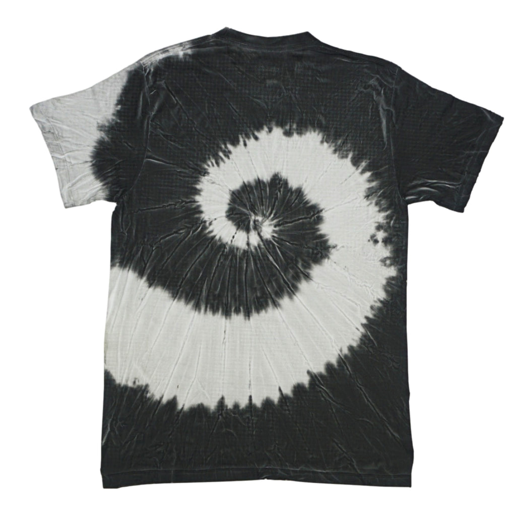 Paid Medusa Bleach Tee (Black/Grey) /D5