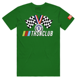 Race Medal Tee (Green) /D14