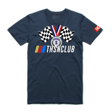 Race Medal Tee (Navy)