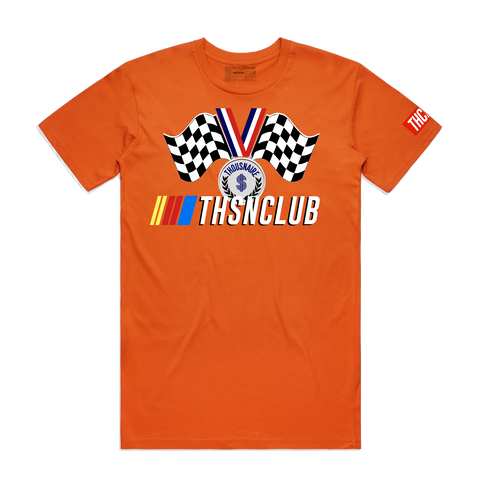 Race Medal Tee (Orange) /D8