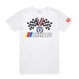 Race Medal Tee (White)