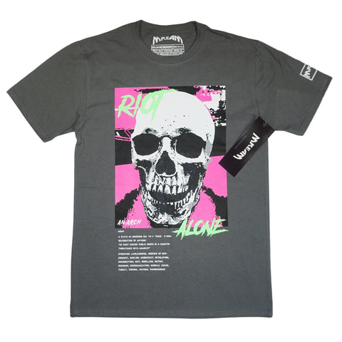 products/Riot_ALone_Pink_Green_Tee_Dark_Grey_F.jpg