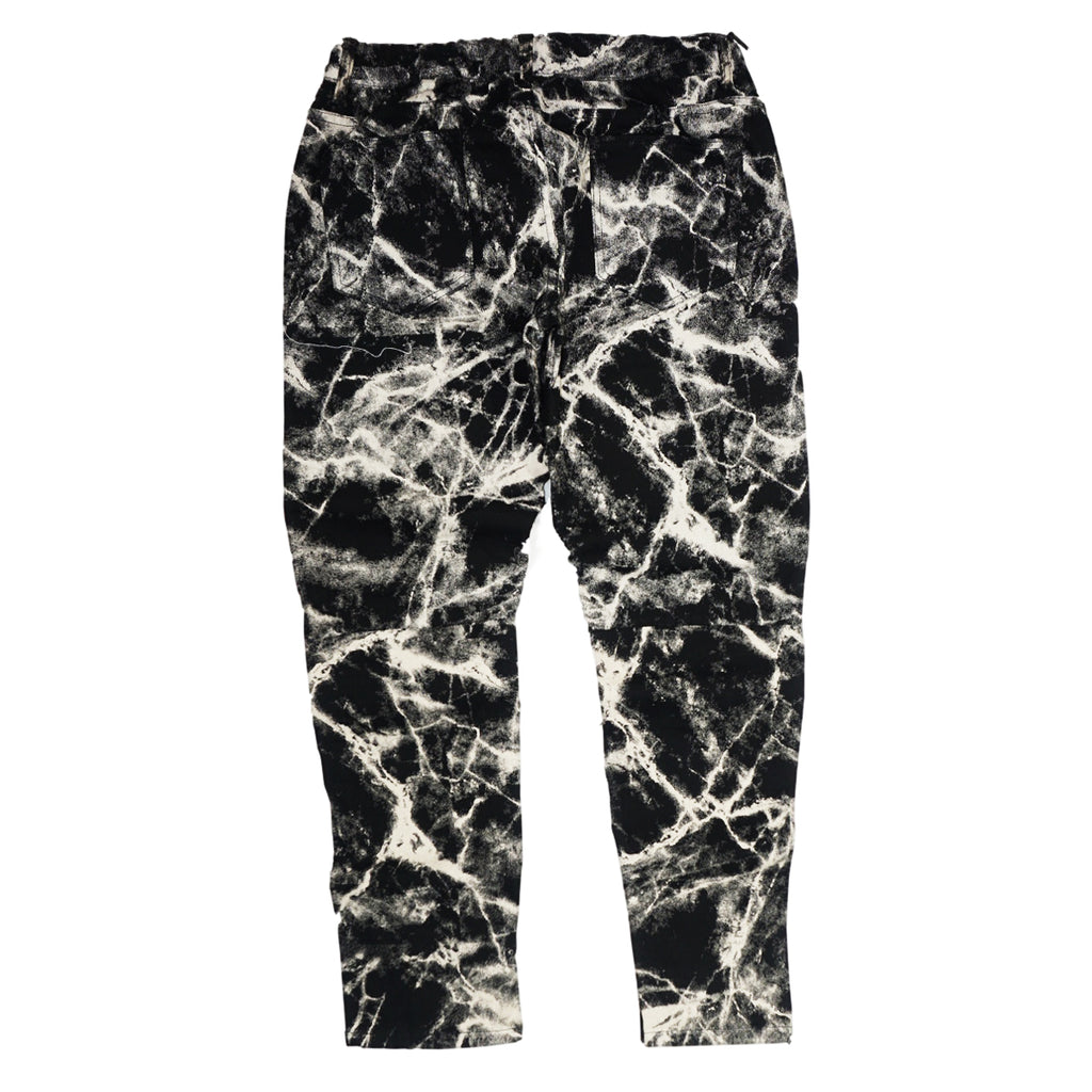 Love Tie Dye Pants (Black) /C2