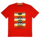 Waking Eyes Tee (Red)