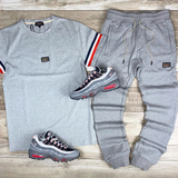 Bowery 2 Suit Set (Grey)/D17