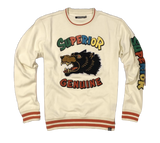 Superior Crew Neck (Natural) / D12