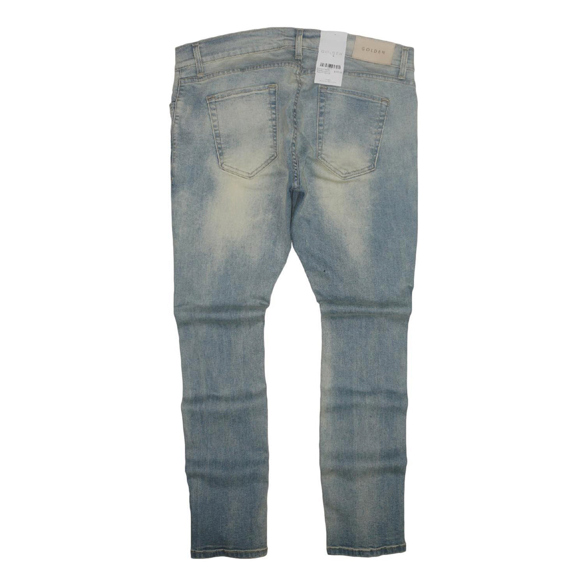 Signature Rebirth Butterfly Jeans (Lt. Blue) /C7