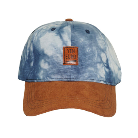 YE Patch Dad Hat (Tie-Dye)