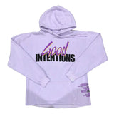 Nav x VLONE Good Intentions Doves Hoodie (Lavender) /C9