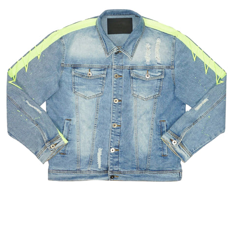 products/ViericheLimeStripDenimjacket_f.jpg