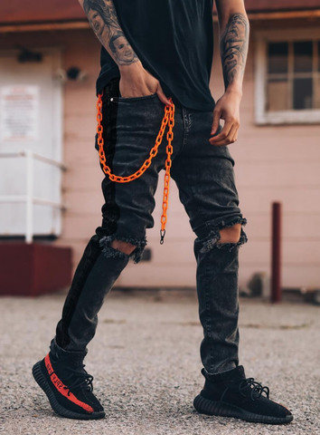 Unchained Jeans V1 (Black) / C5