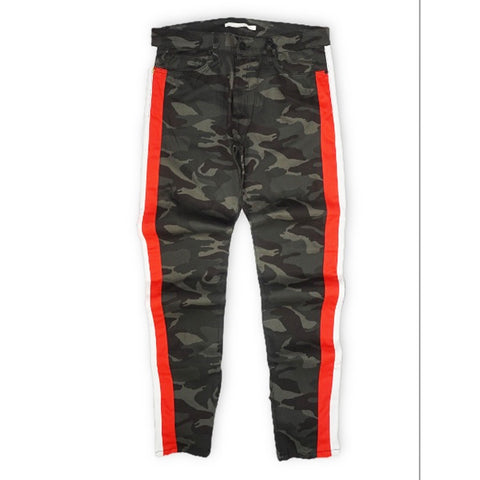 Union Track Deux Denim (Camo) /C4