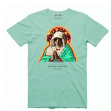 Prayed For This Tee (Mint/Multi) /D2