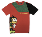 Euro Mouse Tee (Red) /D2