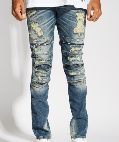 Crysp Denim