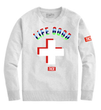 Life Good Crewneck (White)