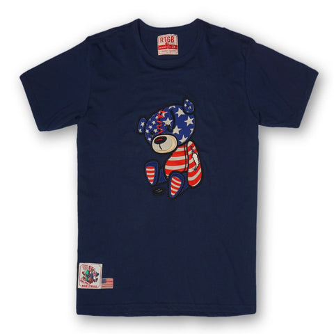 T. Grind Global Tee (Insignia Blue)