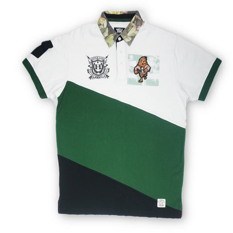 The Garden Rugby Polo (Greener Pastures)