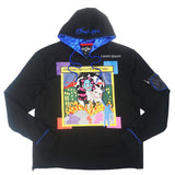 Everything That Glitters Ain't Gold Hoodie ( Black ) / D12