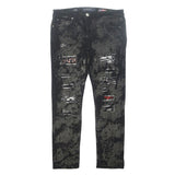 Jagger Premium Stretch Denim (Grey) /C5