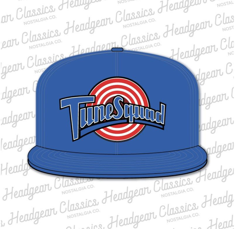 Tune Squad Bugs Hat (Blue)