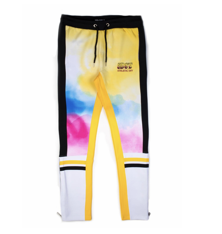 Smear TrackPants (Yellow) /C3