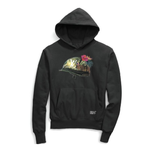 Love Over Violence Hoodie (Black) /D17