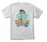 Astro Boy Brilliant Tee (White) /D4