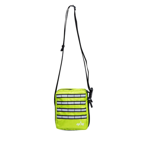 Tactical Shoulder Bag (Neon Green)