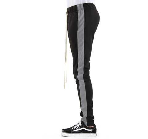 EPTM- Techno Track Pants (Black/Gry) / C8
