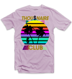 Thousnaire Money Sunset Tee (Lavender) /D2