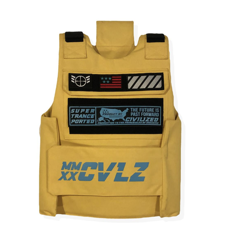 MMXX Utility Vest (Yellow) /MD2