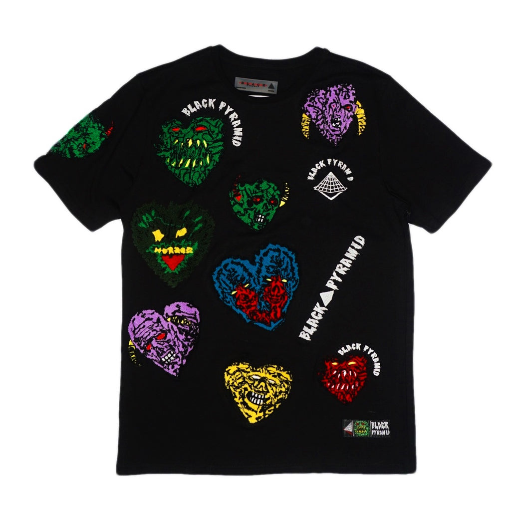 Monster Tee (Black) /