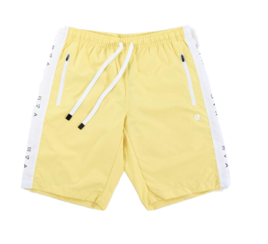 Hero Shorts (Pastel Yellow) /D12