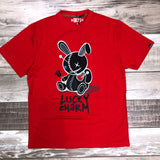 Lucky Charm Patch Tee (Red) /D
