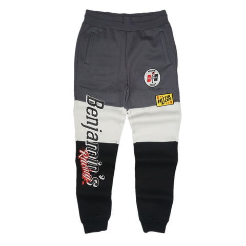Benjamins Racing Joggers (GREY)/C2