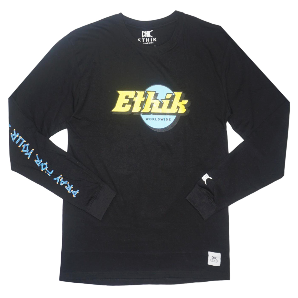 Nerf Long Sleeve (Black) /D13