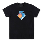Wave Tour Tee (Black)