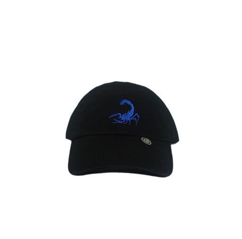 Scorpion Dad Hat (Black)