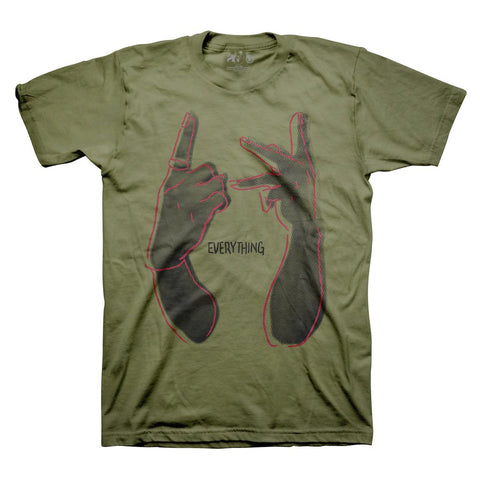 Everything Tee (Olive)